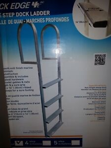 OVERSTOCKED GET +40% OFF -3 Step Ladder -White $110.00  2003-F