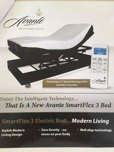Smartflex 3 electric bed ONLY 2 MONTHS OLD - LIKE NEW Samford Valley Brisbane North West Preview