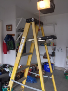 Stanley Fibreglass ladder
