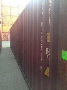 40' Cargo Worthy Shipping Container SALE- LEONGATHA $2450 + GST Leongatha South Gippsland Preview