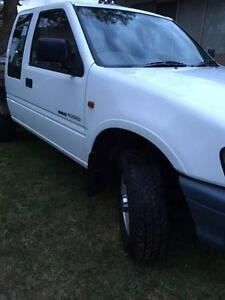 2001 Holden Rodeo Ute Melbourne Region Preview