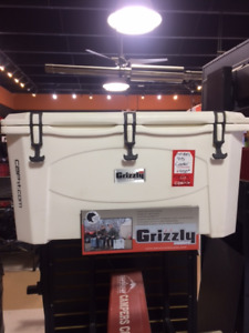 Demo Model - Grizzly 75 Cooler, Save $80 at Cap-it