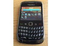 BlackBerry Curve 3G 9300 - Grey (Unlocked) Smartphone (QWERTY Keyboard)