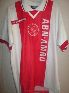 Ajax-1997-1998-Match-Worn-Home-Football-Shirt-Size-Medium-6417