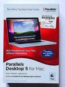 Logiciel Parallels Desktop