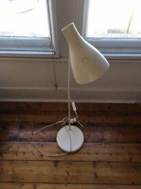 Ikea Cream Floor Lamp