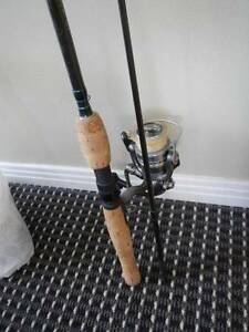Jarvis Walker 6'6  Bullseye fishing rod + Daiwa procaster reel Southport Gold Coast City Preview