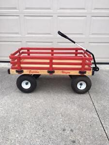 Kid's Wood Wagen