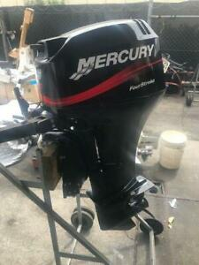 40hp Mercury Outboard Motor 4 Stroke S2598 Southport Gold Coast City Preview