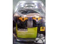 Technika 5m High Performance VGA Cable TKVGA500SS13 new boxed