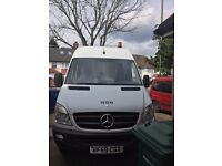 MERCEDES - BENZ SPRINTER 2.1TD 311 CDI MWB PANEL VAN