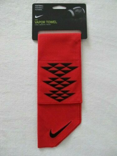 Nike Vapor Football Towel Gym Red/Black