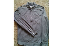 Nineteen eighty four long sleeve grey shirt S size