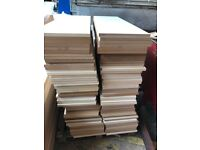MDF - ideal for using as a loft floor or shelving