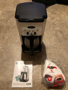 Cuisinart Coffee Maker - Excellent Condition