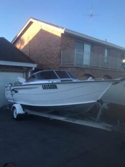 Stacer 569 Runabout