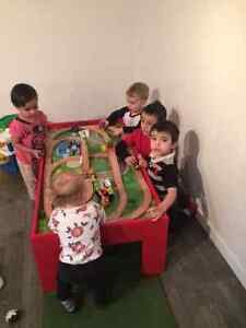 Childcare spot available ( 2.5 years to kindergarten)