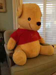 Pooh Bear looking for new home