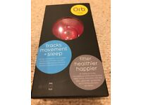 pink orb by fitbug fb929 movement tracker / pedometer and more