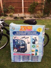 Zeus~Serie XL Rear Bike Rack