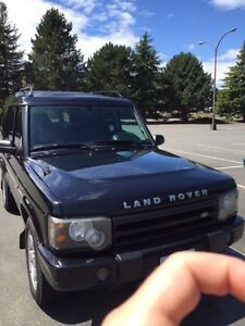 2003 Land Rover Discovery HSE SUV, Crossover