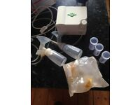 Double Breastpump