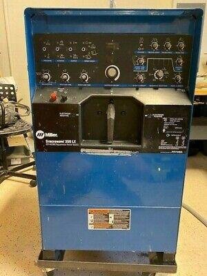 Miller Syncrowave 350 Lx Cc-acdc Squarewave Power Source Tig Welder