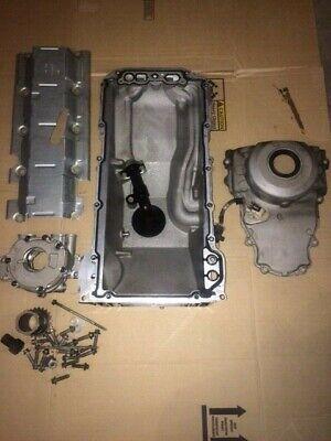 06-13 LS7 LS9 Corvette Oil Pan Dry Sump system GM Dry Sump Oil Pan