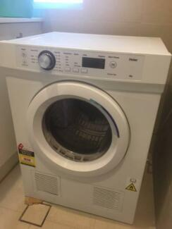 Used Drier Haier HDV60E1 6kg 6 months used, GREAT Condition!