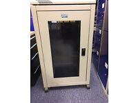 PRISM Metal security server cabinet *FREE - COLLECTION ONLY*