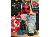 Bundle of clothes for a 5 years old boy