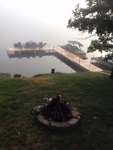 Lake Front Cottage Rental Lac Du Bonnet Lee River