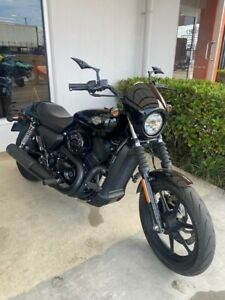 Harley Davidson Street 500 Mount Louisa Townsville City Preview