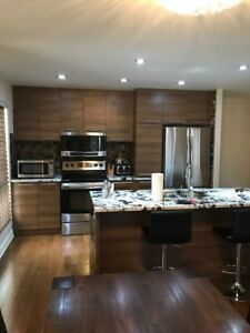 Fully furnished 41/2 modern condo