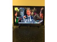 22 inch Sony Bravia TV in excellent condition with remote