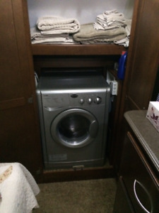 RV Splendide Washer/Dryer combo