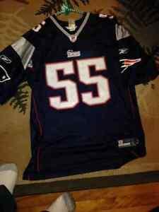 NFL Patriots Jersey
