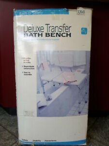 Deluxe Transfer Bath Bench