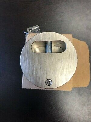 Stainless Steel-cobra Universal Puck Padlock
