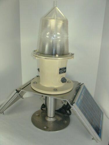Solar-Cell Marine Signal Lantern FA-249 W/ APCL 5 FLASHCHANGER