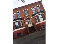 LARGE STUDIO FLAT Withington £475pcm available now
