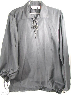 LATE RENAISSANCE SHIRT MUSEUM REPLICAS MEDIEVAL HALLOWEEN COSTUME SMALL  - Museum Lates Halloween