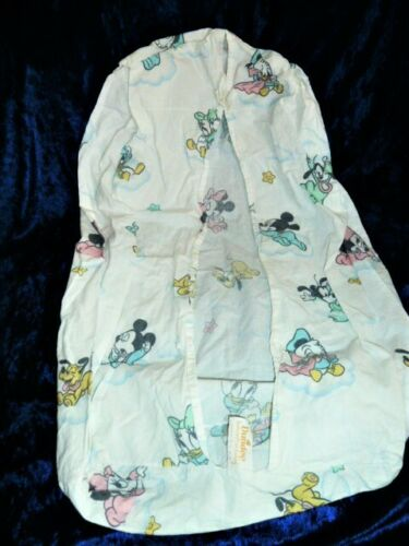 VTG Dundee Disney Babies Diaper Stacker Mickey Mouse Minnie Pluto Donald USA