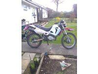 KLO 125cc, 08plate, selling as a field bike