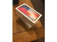 Brand New iPhone X Unopened and Unlocked