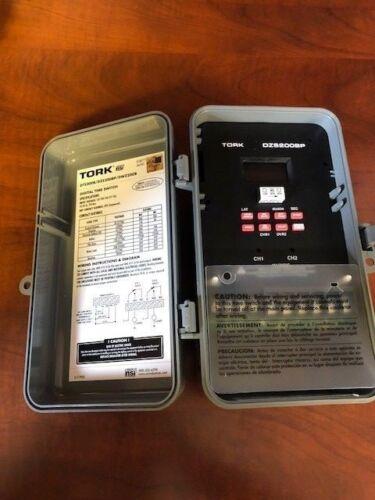 NEW Tork DZS200BP Astro 365 Days Electronic Timer, SPDT