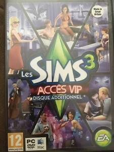 Les Sims 3 - accès VIP