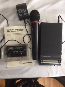 Cordless Microphone package