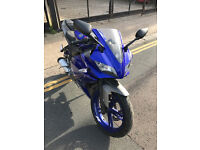 2014 Yamaha YZF R-125 r125 in Blue great condition