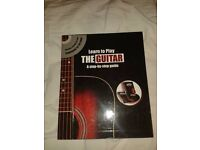 Learn to Play the Guitar - a step by step guide